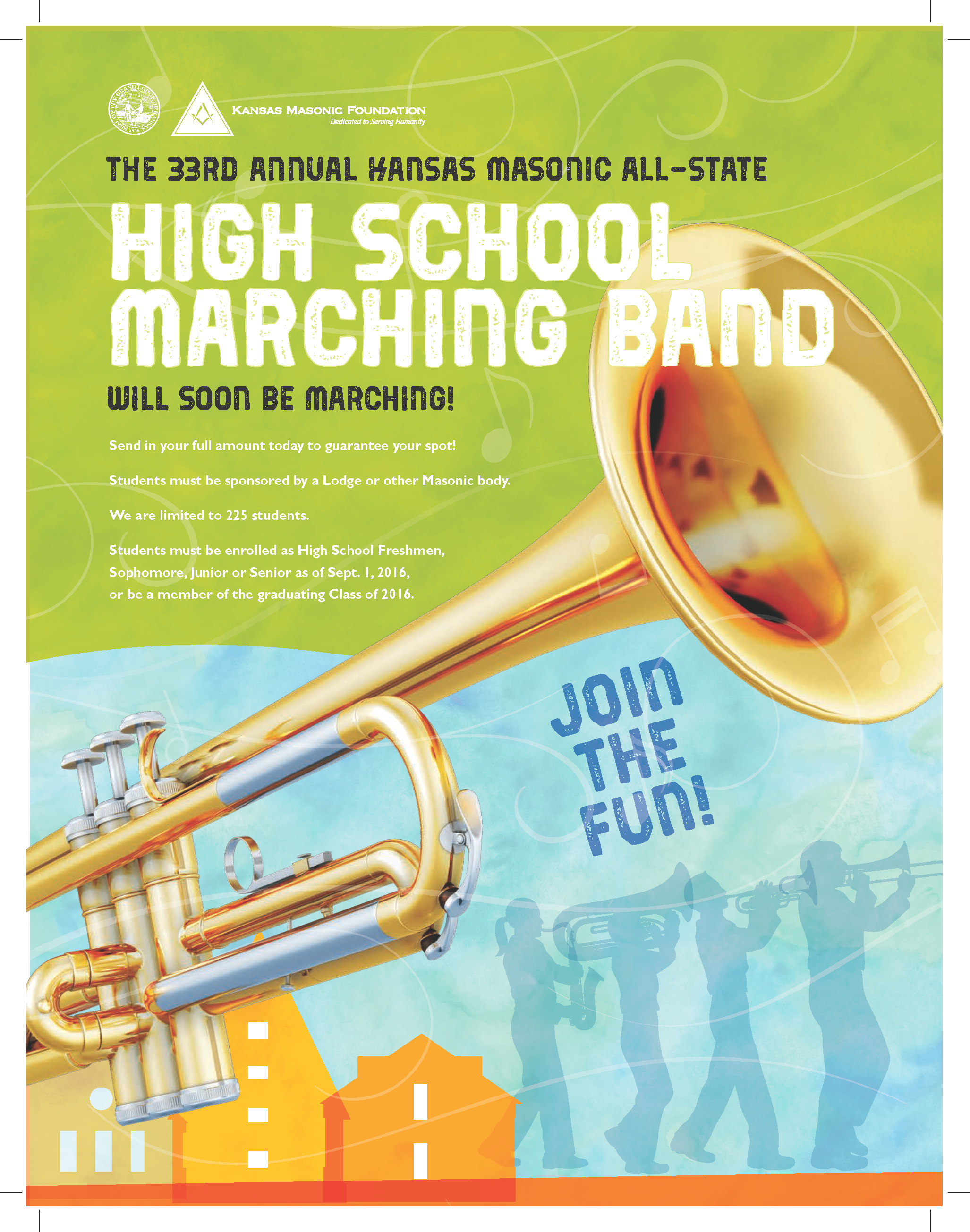 Band Camp Brochure - for lodges 1