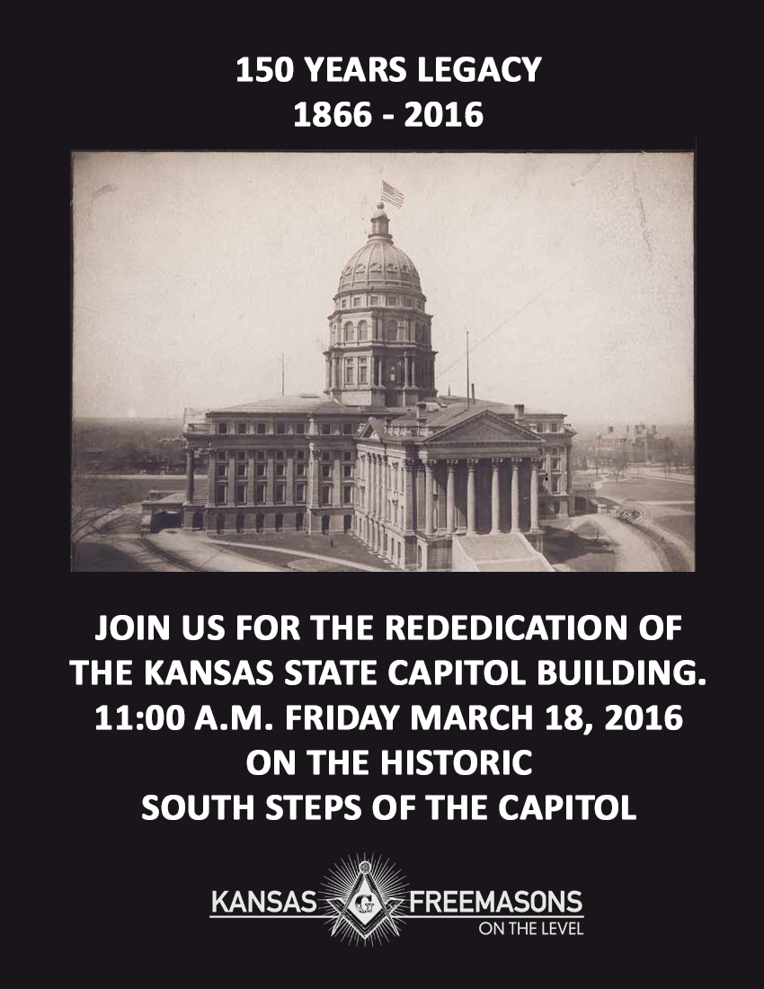 Capitol Rededication
